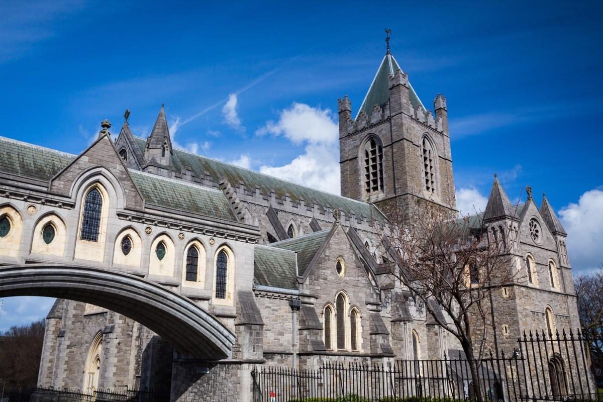 Dublin Viking & Medieval Walking Tour